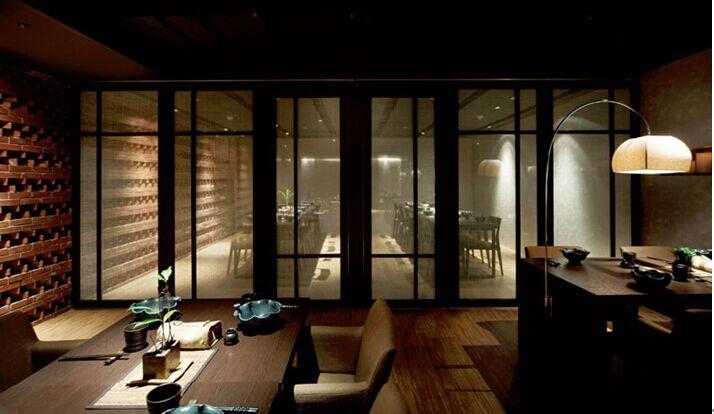 特色餐厅设计——禅文化餐厅