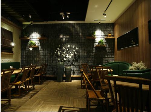 特色的餐厅装修风格