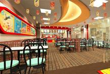 茶餐厅快餐厅装修