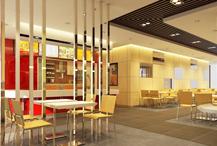 西式快餐店设计