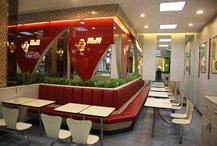 西式快餐店装修