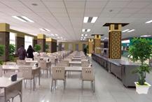 国家电网员工食堂装修