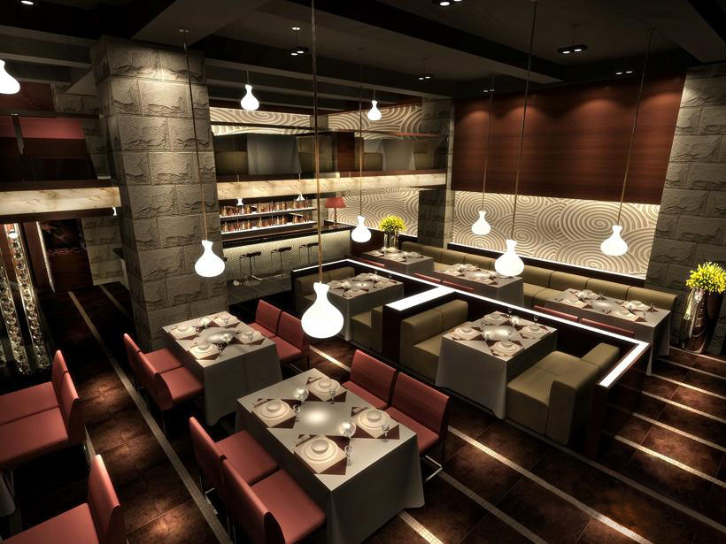 金融街西餐厅设计