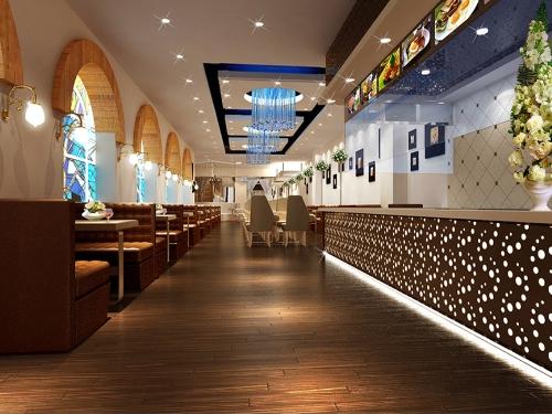 东直门西餐厅设计