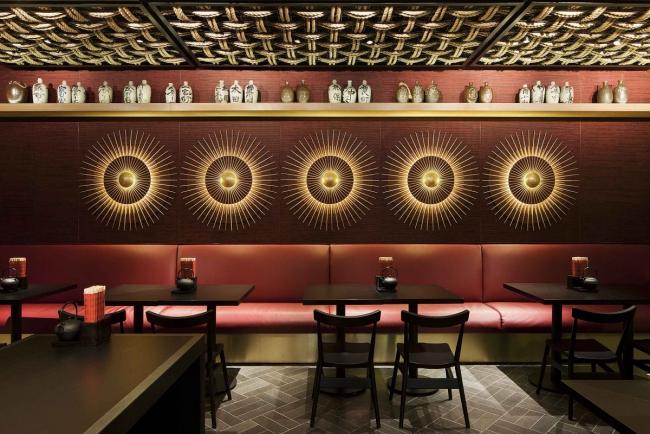 杭州艾莱雅中餐厅设计