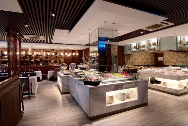 扬州亚马逊餐厅设计