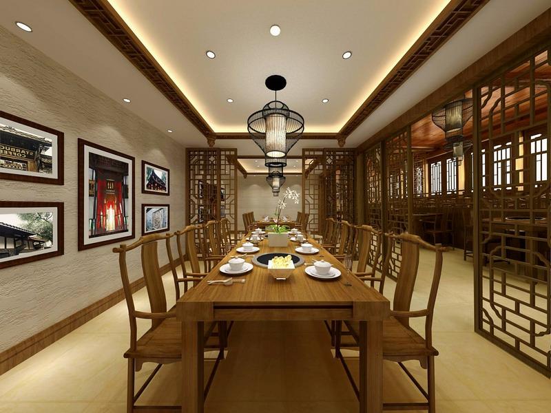 北京三元桥餐厅设计