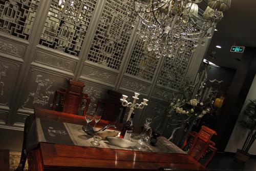 红木第一楼餐厅设计