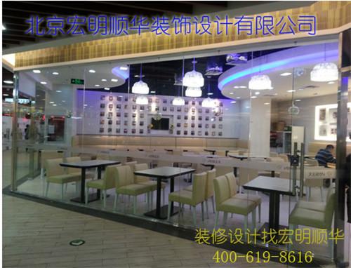 砂锅主义快餐厅装修      300㎡
