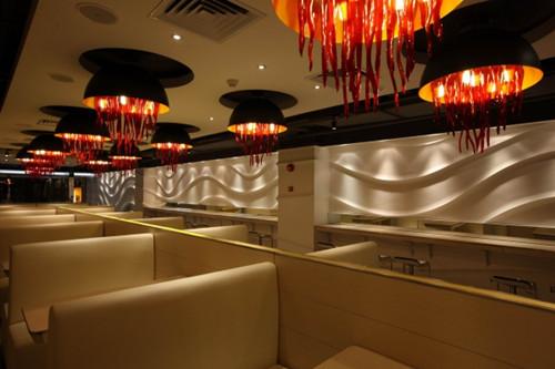 深圳华强北餐厅设计