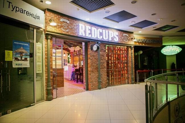 Redcups Café咖啡厅设计