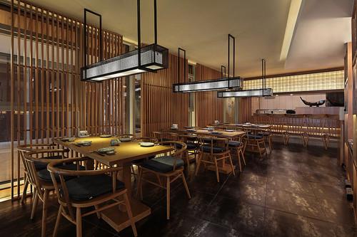 重庆秋叶餐厅设计